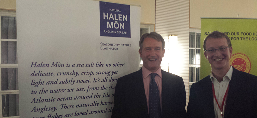Halen Môn Celebrates New Law with DEFRA