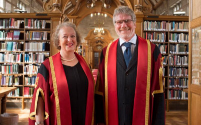 Our Founders have been made fellows of Bangor University