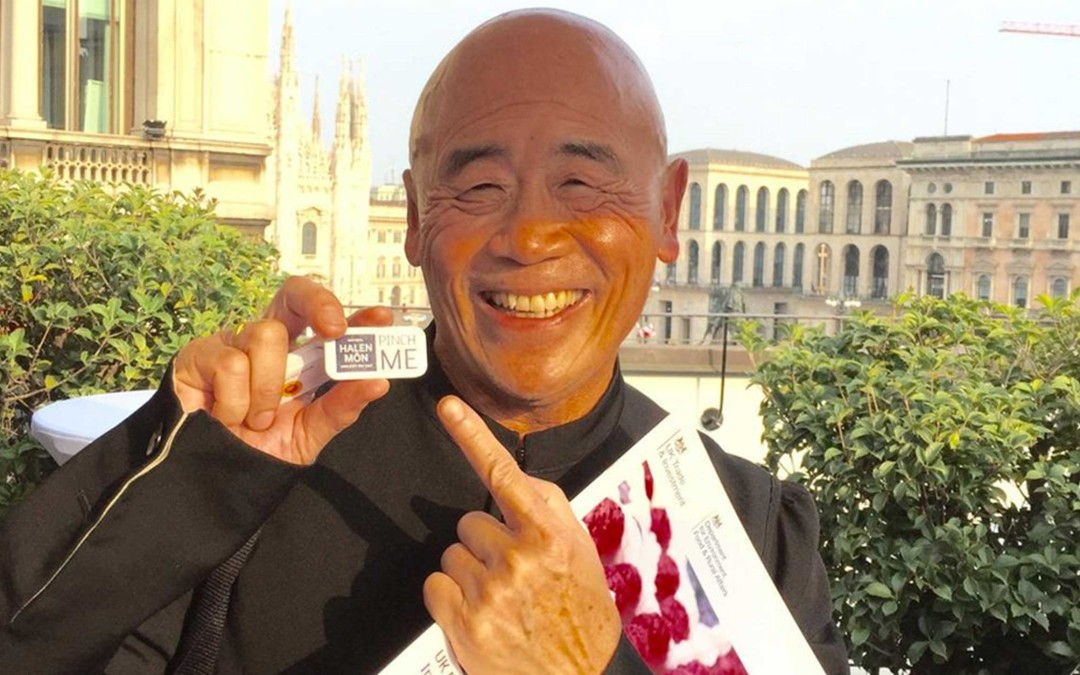 A Panad with…Chef Ken Hom OBE