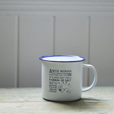 Aprons, bags + mugs