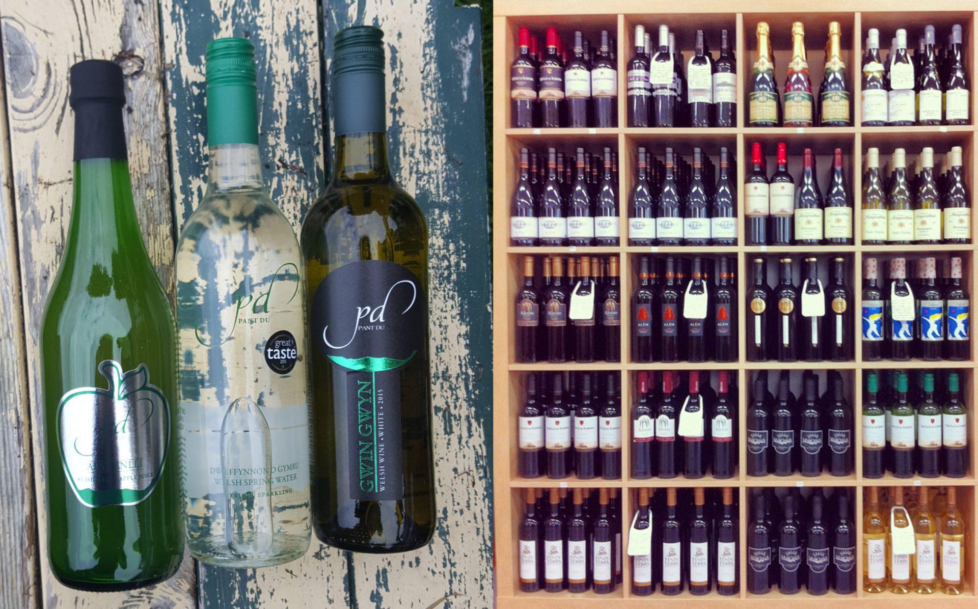 Bottles_Pant_Du