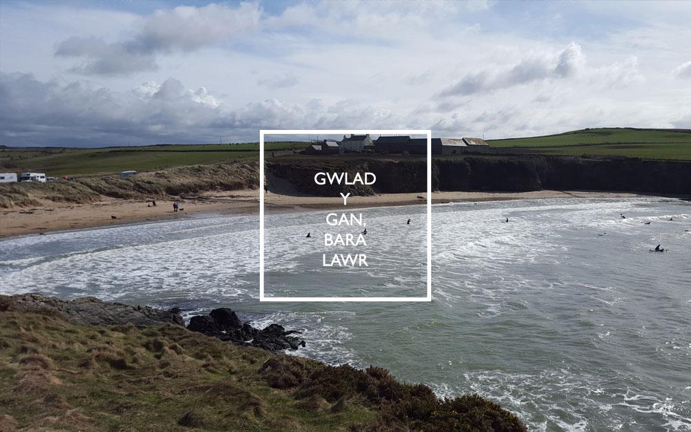 Cymru mewn 5 Gair