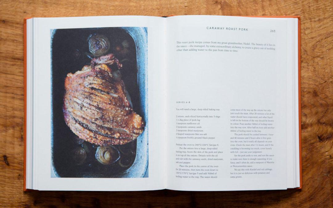 Anja Dunk's Caraway Roast Pork